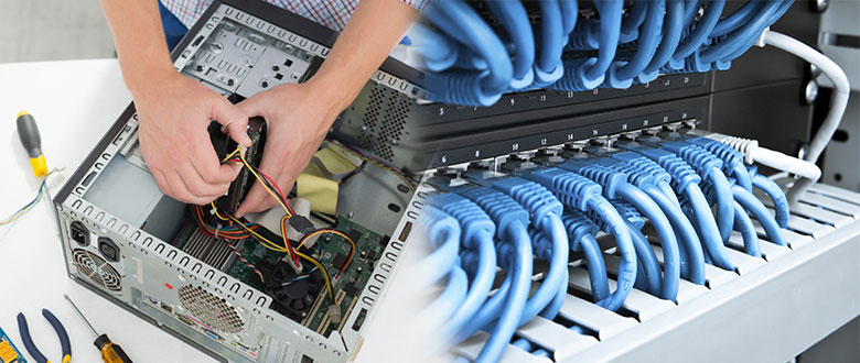 Benton Arkansas On Site Computer PC & Printer Repairs, Networking, Voice & Data Cabling Technicians