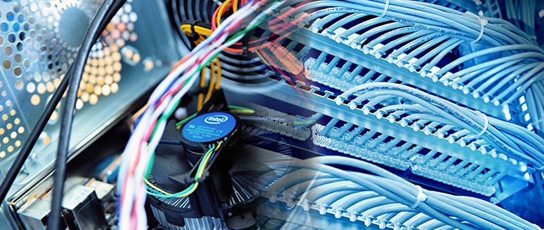 Woodridge Illinois On Site Computer PC & Printer Repair, Networking, Telecom & Data Cabling Services