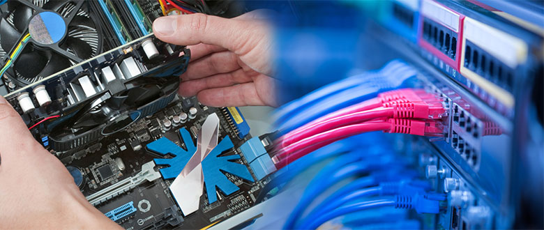 Chicago Illinois On Site Computer PC & Printer Repairs, Networks, Voice & Data Cabling Solutions