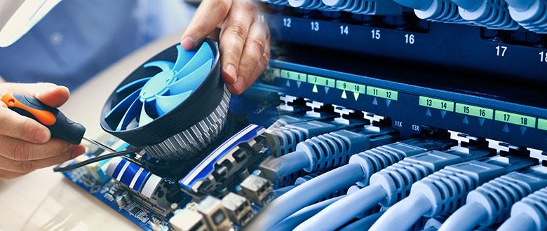 Zion Illinois Onsite Computer & Printer Repair, Network, Voice & Data Wiring Services