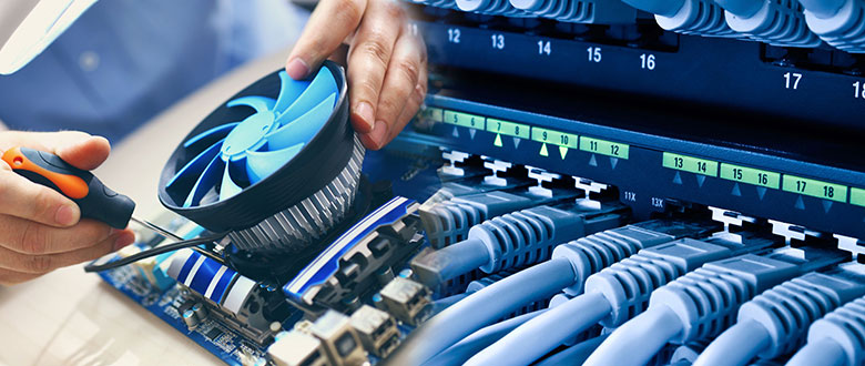 Matteson Illinois On Site PC & Printer Repair, Network, Telecom & Data Cabling Solutions