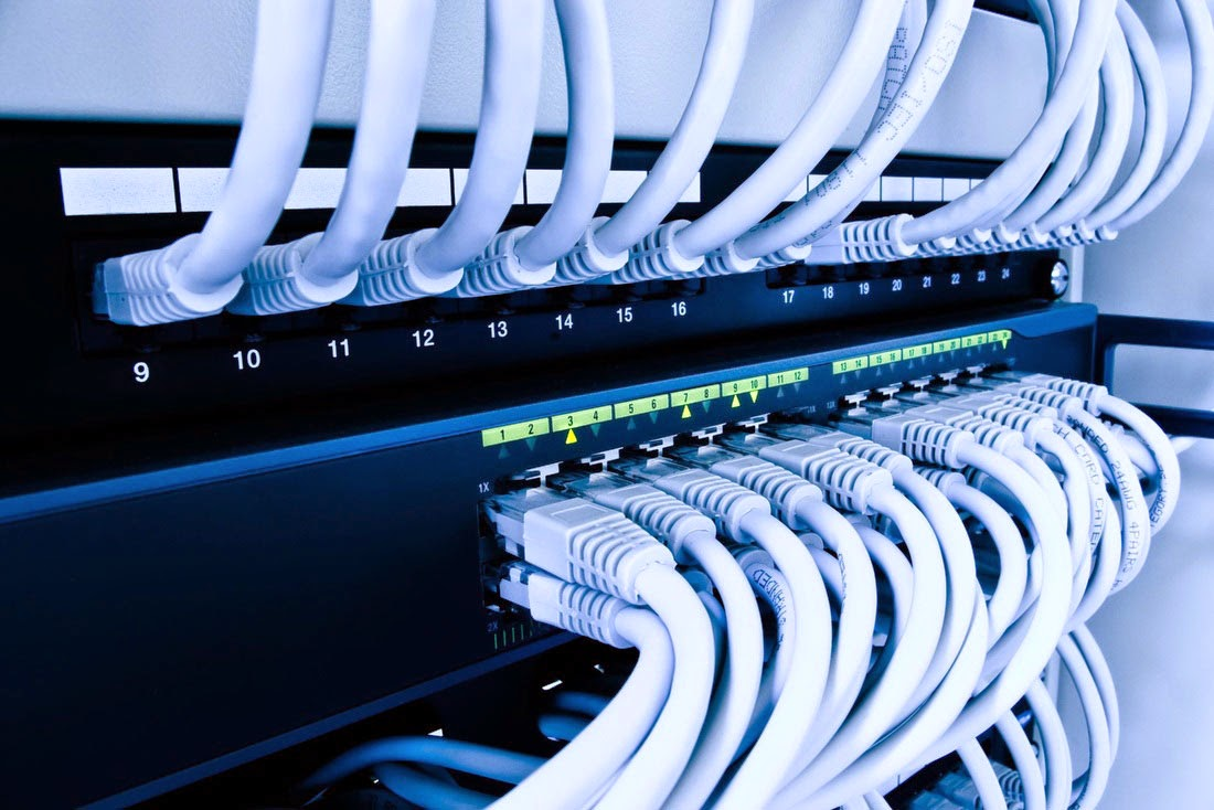 Iowa Louisiana Top Voice & Data Network Cabling Services