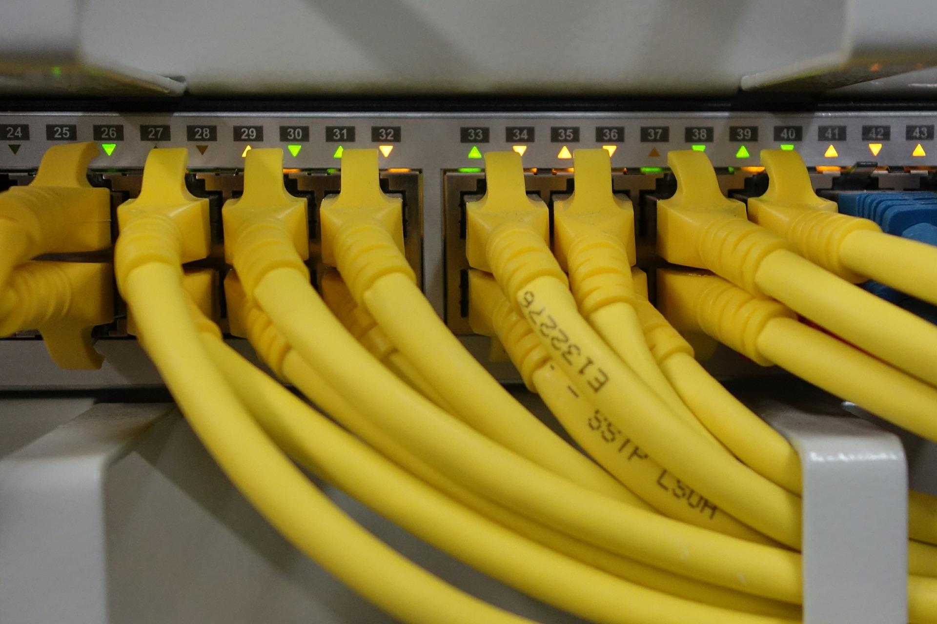 Bossier City Louisiana Premier Voice & Data Network Cabling Contractor