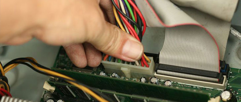 Folkston Georgia On Site PC Repair, Network, Voice & Data Cabling Services