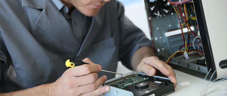 Huntington Indiana On Site Computer Repair, Network, Voice & Data Cabling Contractors